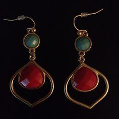 Love my new earrings!