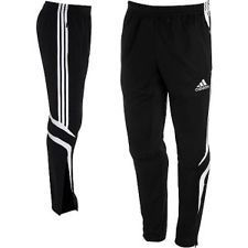Adidas Soccer Tiro Training Pants Black Small s Adidas Hose, Pants Adidas, Adidas Sport, Soccer Outfits, Sport Outfits, Cute Outfits, Athletic Outfits, Athletic Wear, Athletic Clothes