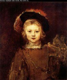 Rembrandt Harmenszoon Van Rijn (1606 – 1669) – Pintor Holandês_26