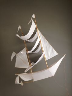 sailing ship kite from haptic lab