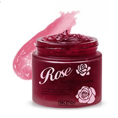 Skin79 - Rose Waterfull Mask 75ml / Sleeping mask pack - Skin79 Beautynetkorea