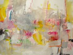 """Saatchi Art Artist: Mary Ann Wakeley; Paint 2013 Painting """"Comforting Nature"""""""