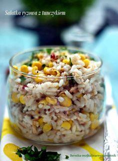 Ryz i tunczyk...