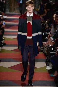 Valentino Fall 2015 Menswear Collection Style.com