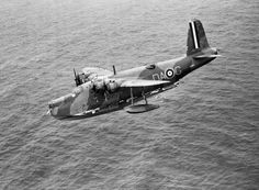 AIRCRAFT OF THE ROYAL AIR FORCE 1939-1945: SHORT S.25 SUNDERLAND.