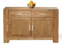 Kommode Zeus Holz Wildeiche Teilmassiv 5519. Buy now at https://www.moebel-wohnbar.de/kommode-massivholz-zeus-sideboard-holz-anrichte-wildeiche-geoelt-5519.html