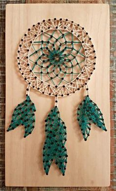 Dream Catcher cadena arte