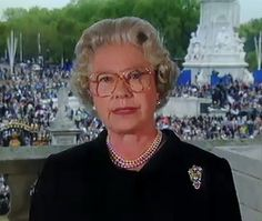American Rhetoric: Queen Elizabeth II - Remarks on the Passing of Princess Diana   delivered 9 September 1997, Chinese Dining Room at Buckingham Palace, Westminster    wem