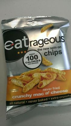 Banshee's Breakfast: Review - Eatrageous Crunchy Macn' Cheese