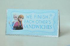 Free Frozen Party Printables - Posh Tart Parties