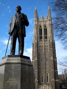 Duke University, April 2011