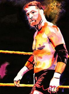 684 Best Sami Zayn Images Zayn Wwe Wrestlers Lucha Libre
