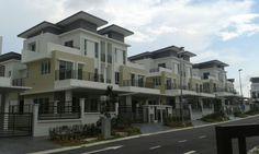 Regency Parc Rawang - Gated & Guarded, 4km to AEON Rawang, 2.3acres recretional park and tennis court    http://my.ipushproperty.com/property/regency-parc-rawang-2/