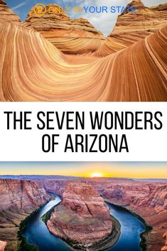 wanderlust adventure Take a scenic road trip to explore the seven wonders of Arizona. A perfect adventure with friends, youll enjoy beautiful natural attractions like Horseshoe Bend, The Grand Canyon, Hoover Dam, and Havasu Falls. Arizona Road Trip, Arizona Travel, Hiking In Arizona, Grand Canyon Railway, Grand Canyon Vacation, Grand Canyon Hiking, Grand Canyon Arizona, Sedona Arizona, Grand Canyon In March