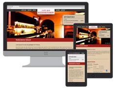 Responisve Onepager für das Café Rodensteiner in Pforzheim