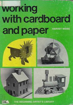 Cool vintage craft book by Harvey Weiss
