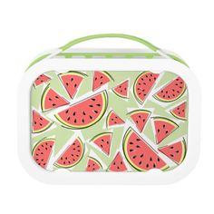 #stylish - #Watermelon Green Multi lunch box