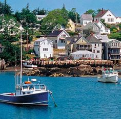 Maine is a beautiful state full of lighthouses and lobster.  Go to www.YourTravelVideos.com or just click on photo for home videos and much more on sites like this.