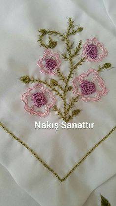 Getting to Know Brazilian Embroidery - Embroidery Patterns Embroidery Stitches, Embroidery Patterns, Hand Embroidery, Brazilian Embroidery, Make It Simple, Bargello, Fancy, Flowers, Fabric