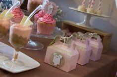 Crafty by AgnieszkaBe Container, Baby Shower, Party, Desserts, Vintage, Food, Decor, Babyshower, Tailgate Desserts