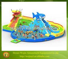 Giant inflatable water slide exporter/inflatable swimming pool slide/inflatable slides for adults $10000~$15000