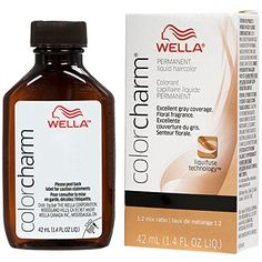 Wella Color Charm Liquid Hair Color 8NN Intense Light Blonde * You can find out more details at the link of the image. (This is an affiliate link and I receive a commission for the sales)