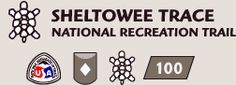Sheltowee Trace National Receation Trail - web guide for the 282 mile trail