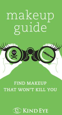 Download this free Eco-Friendly Makeup Guide and share it with your friends!
