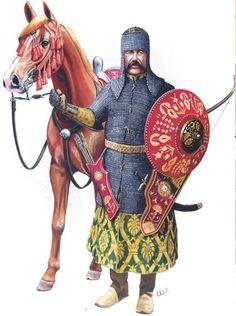 Janitschar & Co.: Türkische Soldaten in den osmanischen Eroberungskriegen   Europäische Werte
