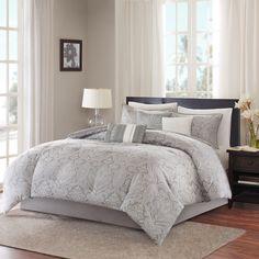 Madison Park Finley 7-Piece Comforter Set