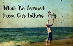 Another Father's Day is almost here.  All around the world, people will be reflecting on their relationships with fathers, both past and present, sharing sweet memories.   Share your favorite memory with us.  #FathersDay