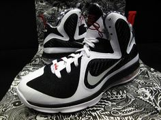 premium selection c1b41 deb57 Nike LeBron 9  Freegums  - New Images - SneakerNews.com