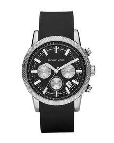 Fall… 3…2…1…  Michael Kors Chronograph Watch