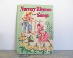 Popular items for nursery rhymes on Etsy