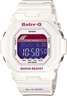 Zegarek damski Casio Baby-G BLX-5600-7ER