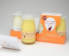Cocco Pudding, BROWN Co., Ltd PD