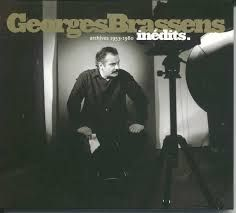 GEORGES BRASSENS -  Inédits - Archives 1953-1980