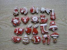 juulinka / Vianočné medovníčky