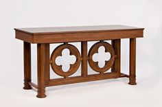 Altar by Gene Short Furniture Design