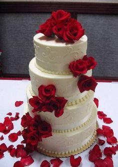 10 bolos de casamento para todos os gostos