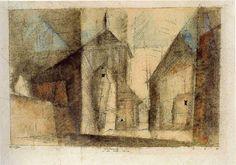 Lyonel Feininger, Greifenberg