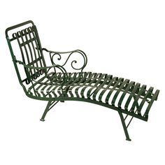 Shop chaise longues and other antique and modern chairs and seating from the world's best furniture dealers. Spring Steel, Modern Chairs, Cool Furniture, Lounge, Antiques, Vintage, Home, Chair, Modern Adirondack Chairs