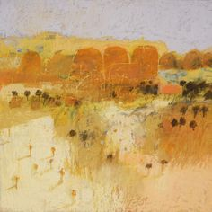 """""""outback"""" Pastel Drawing Paulbalmer.com"""