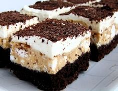 Notice: Undefined variable: desc in /home/www/weselnybox.phtml on line 23 German Desserts, Köstliche Desserts, Delicious Desserts, Yummy Food, Sweet Recipes, Cake Recipes, Dessert Recipes, Deutsche Desserts, Mini Cakes