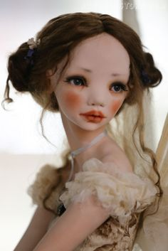 Alisa Filippova Artist Dolls