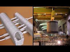 Linthal 2015 Technikeinbau: Hightech mitten im Hochgebirge - YouTube