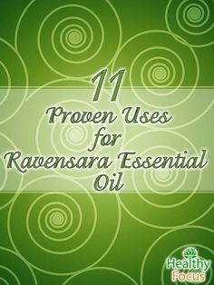 Ravensara Essential oil uses include: Shingles and Cold Sores, Achy Muscles, Bacterial infections, C Essential Oils For Headaches, Best Essential Oils, Essential Oil Uses, Essential Oil Diffuser, Oil For Headache, Headache Relief, Pain Relief, Healing Cold Sore, Plant Therapy