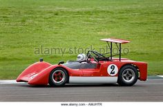 1966 Chinook-Chevrolet Mk5 during the Whitsun Trophy race at Goodwood Revival, Sussex, UK. - Stock Image