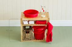Bambini Hand Washing Table - Montessori Design