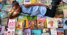 Marley Dias, a garota de 11 anos que está juntando milhares de livros sobre garotas negras e fazendo campanhas visando promover a diversidade na literatura infantil. | 17 mulheres incríveis de quem provavelmente você não ouviu falar em 2016